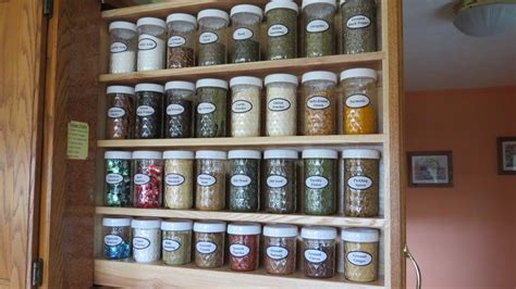 cabinet spice rack that pull building a pull out spice rack to organize a