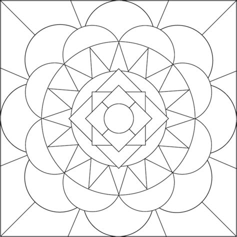free mandalas coloring gt flower mandalas gt flower mandala mandala coloring page by accidental artist on deviantart