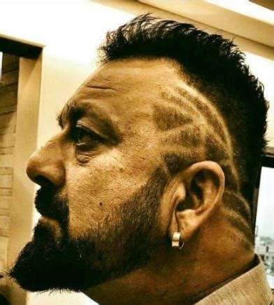 sanjay dutt hair stayle sanjay dutt channels the bad boy with his new creative