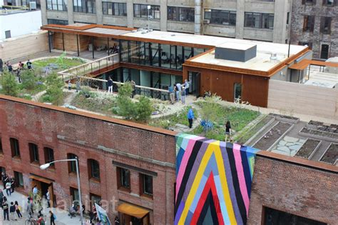 tour kickstarter s beautiful new green roofed headquarters