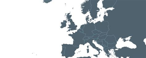 vector europe map invest europe interactive map