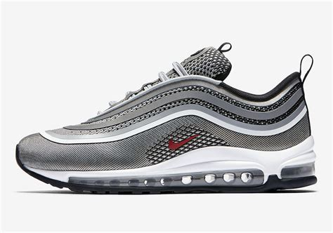 Original Bnib Nike Air Max 97 Ultra 17 Metallic Silver nike air max 97 ultra 17 silver bullet
