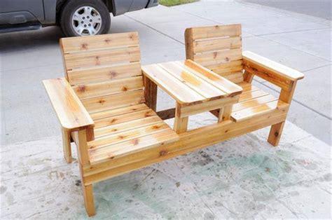 How To Make Garden Furniture by 40 Ideias Criativas Para Usar Paletes Dicas Criativas