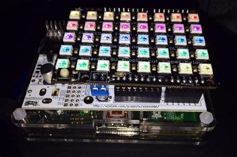 Tutorial Raspberry Pi Stack neopixel shield stack raspberry pi piday raspberrypi 171 adafruit industries makers hackers