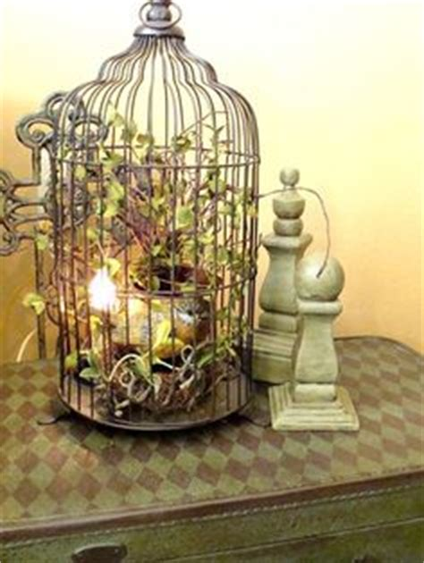 how to decorate a birdcage home decor birds nests houses decorative cages on pinterest bird