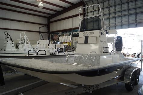 shallow stalker boats 2017 new shallow stalker cat 204 center console fishing