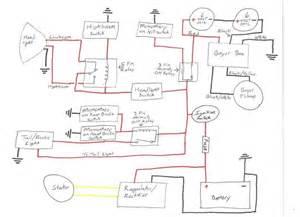 5 wire rectifier regulator wiring 5 wiring diagram free