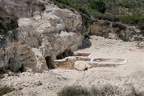 Wedding At Cana Historical Context by Vessel Quarry Found Near Cana Complements Gospel