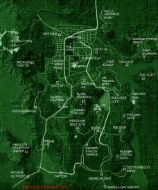 Map Of Fallout New Vegas by Pics Photos Fallout New Vegas Map Printable Pictures
