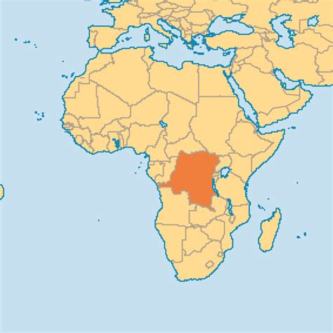 africa map zaire a f w i s gary miller ministries 04 27 2013