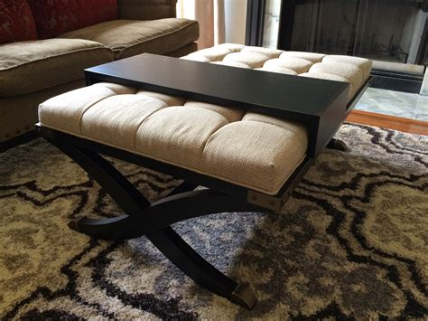 ottoman style coffee tables coffee tables ideas fearsome ottoman coffee table combo