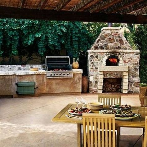 decorating a backyard kitchen backyard decorating ideas house stuff pinterest