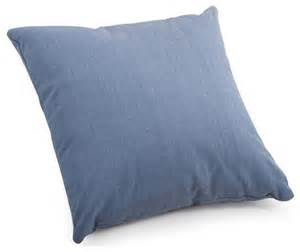 small pillow in country blue contemporary decorative