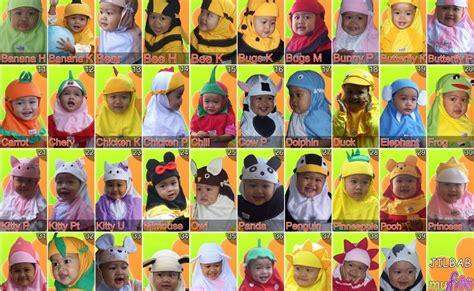 Balita Berjilbab jilbab setelan balita mufida jilbab bayi dan anak anak