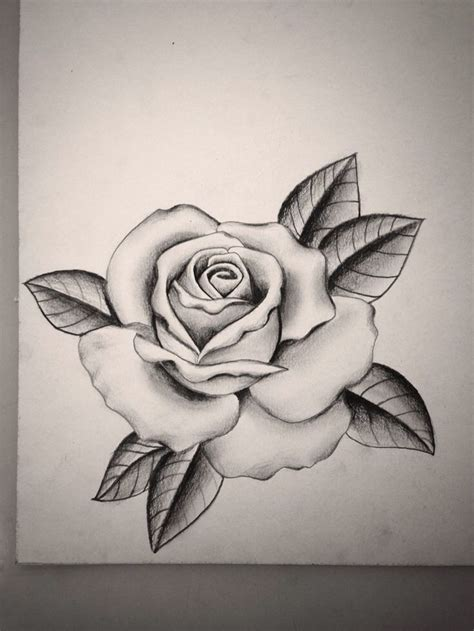 pin up rose tattoo image result for designs
