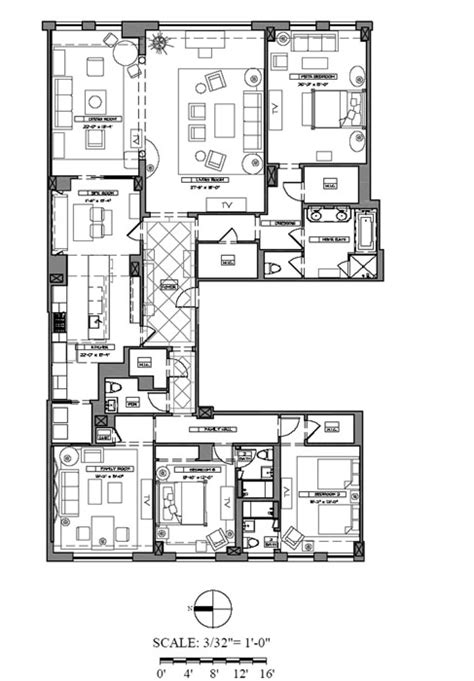 central park floor plan 15 central park west luxurious apartments pinterest