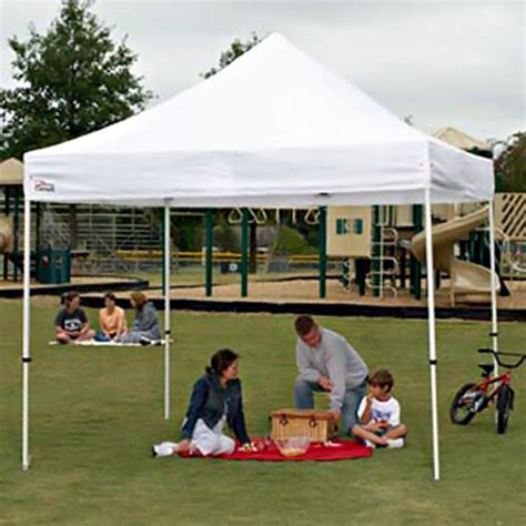 portable awnings for cing king canopy tuff tent portable instant canopy with side