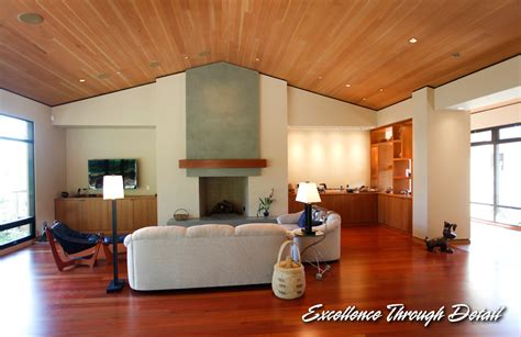 Vaulted Ceiling Energy Efficiency by Monterra Ranch New Home By Garnero Construction