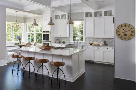 White Kitchen Pendant Lights Kitchen Island Bar Stools Pictures Ideas Tips From Hgtv Hgtv