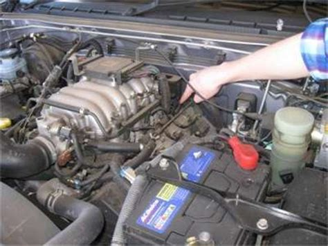 where is the location of camshaft sensor 1998 isuzu