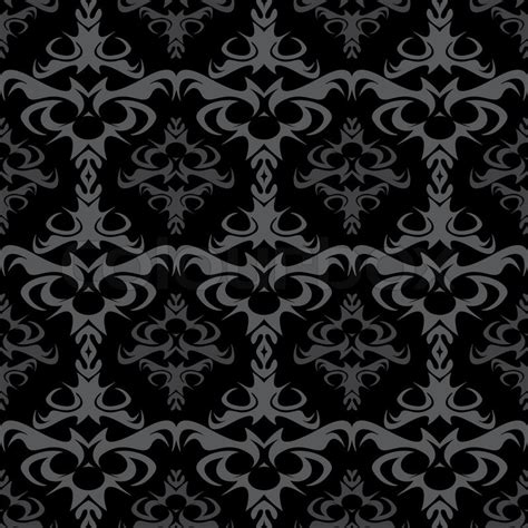 pattern o texture a seamless damask pattern or texture in vector format
