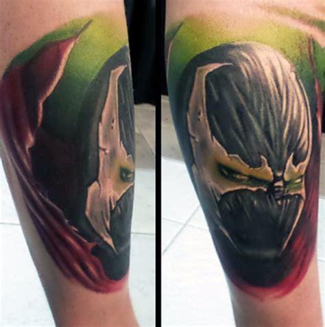 spawn tattoo designs 40 spawn designs for antihero ink ideas
