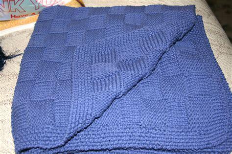 easy basket weave knit pattern yellow house designs simple reversable basketweave blanket