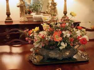 Centerpieces For Dining Table Dining Table Centerpiece Decorating Ideas Home Interior Design