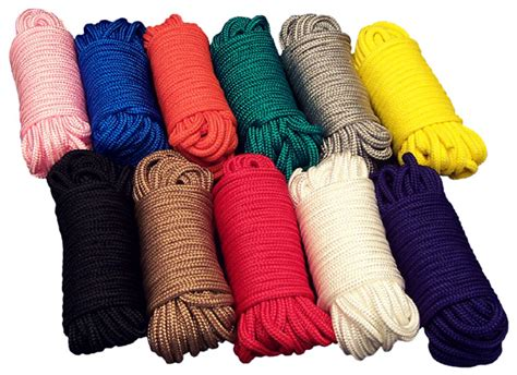 colored rope ropes empire magic rochester ny
