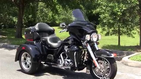 3 Rad Motorrad Gebraucht by Used 2012 Harley Davidson Trike 3 Wheeler Tri Glide