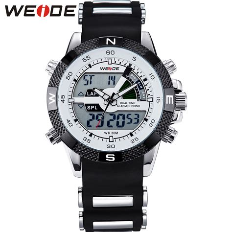 weide new with tags silicone sport wrist water