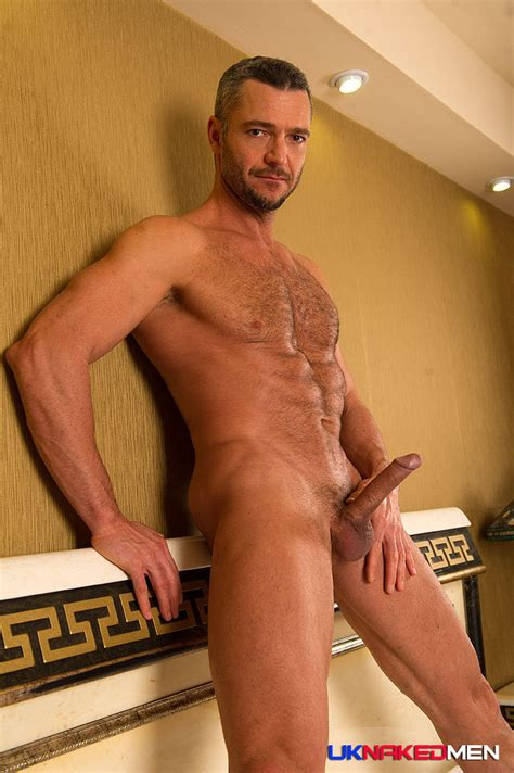 Sergio Soldi Grey Muscle Daddy We Love Nudes