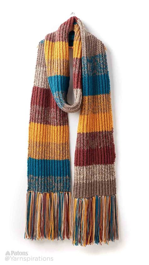 25 best ideas about knit scarves on knitting