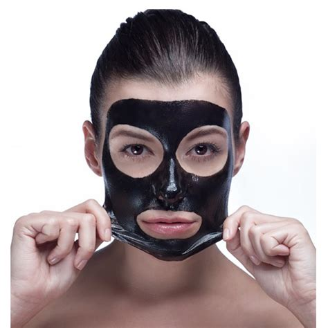 qoreny 5pc blackhead mask acne blackhead remover peel