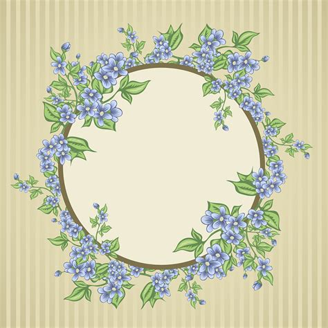 Bunga Bulat bingkai bunga bulat png 187 4k pictures 4k pictures