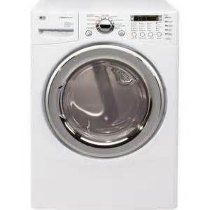 Lg Electric Clothes Dryer Lg Steam Electric Dryer Dlex7177rm Dlex7177wm Reviews
