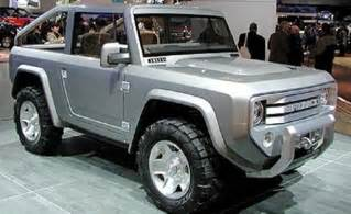 Ford Bronco 2018 Ford Bronco Release Date Review Price Feature