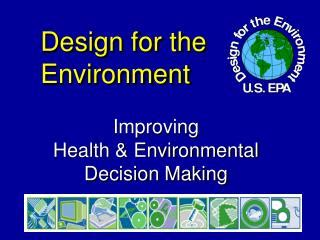 design for environment dfe ppt ppt design for environment powerpoint presentation id