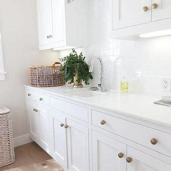 laundry room cabinet knobs marble octagon tile transitional kitchen sarah