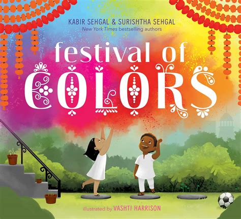 festival of colors book by surishtha sehgal kabir