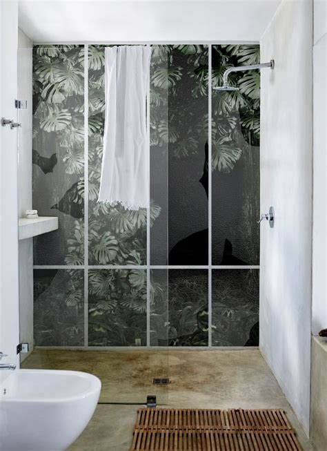 wallpaper for bathroom walls 363 best images about cool bathroom walls floors on
