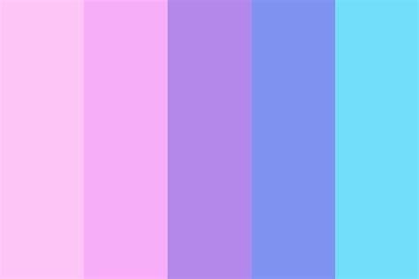 wow it s cold color palette