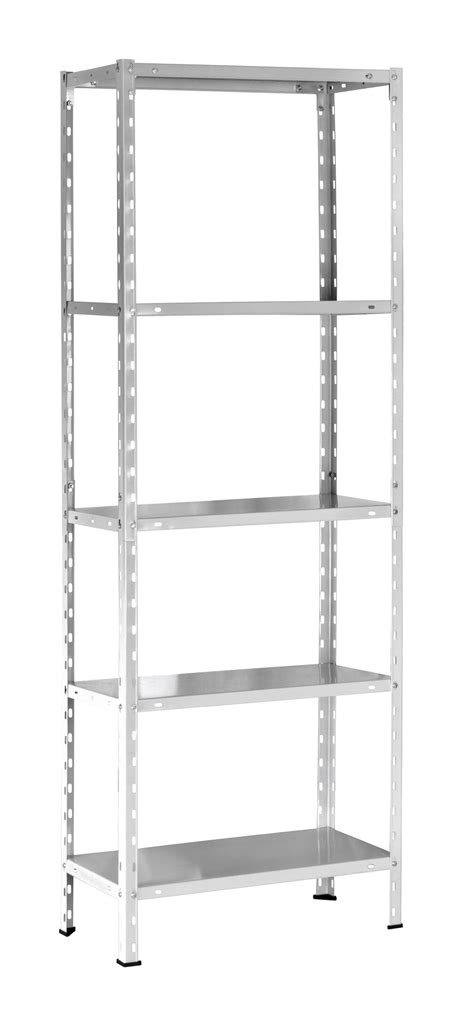 grey metal 5 tier shelf utility shelving storage racking