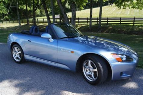 Honda S2000 Hp by Sell Used Excellent Condition Ap1 239 Hp Honda S2000