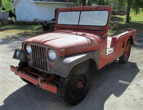 jeep m170 1955 m170 jeep for sale
