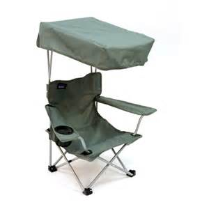 Chairs With Canopy by Kids Bazaar Camping Chair With Canopy
