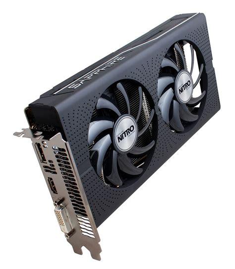 Vga Sapphire Rx 460 4gb Sapphire Radeon Rx 460 4gb Nitro Graphics Card 11257 02
