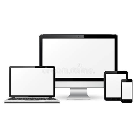 mobile tablet pc computer monitor laptop tablet pc and mobile phone