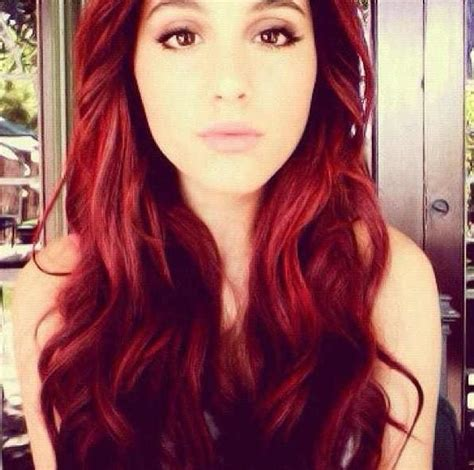 is it true that ariana grande hair is falling 17 best images about ariana grande on pinterest red hair