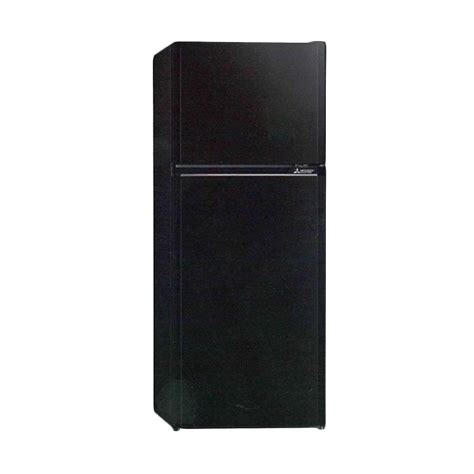 mitsubishi mrf42hsbn kulkas jual mitsubishi mrf42hsbn kulkas 2 pintu hitam khusus